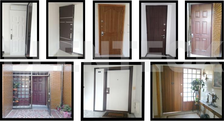 Puertas de seguridad bogota apartamentos blindadas Puertas de seguridad