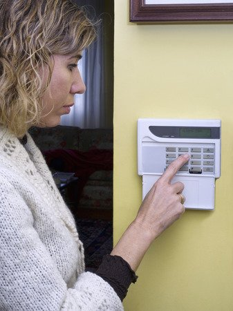 35199993 - pushing alarm. home security