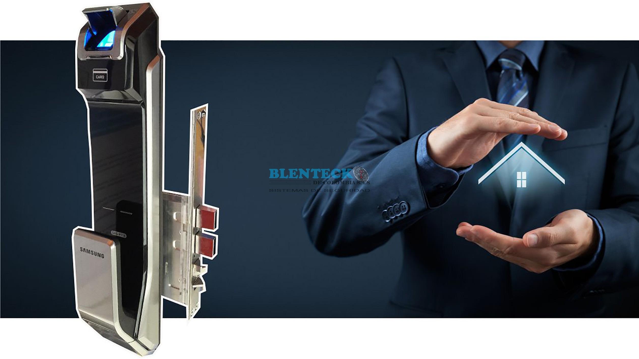 cerraduras biometricas