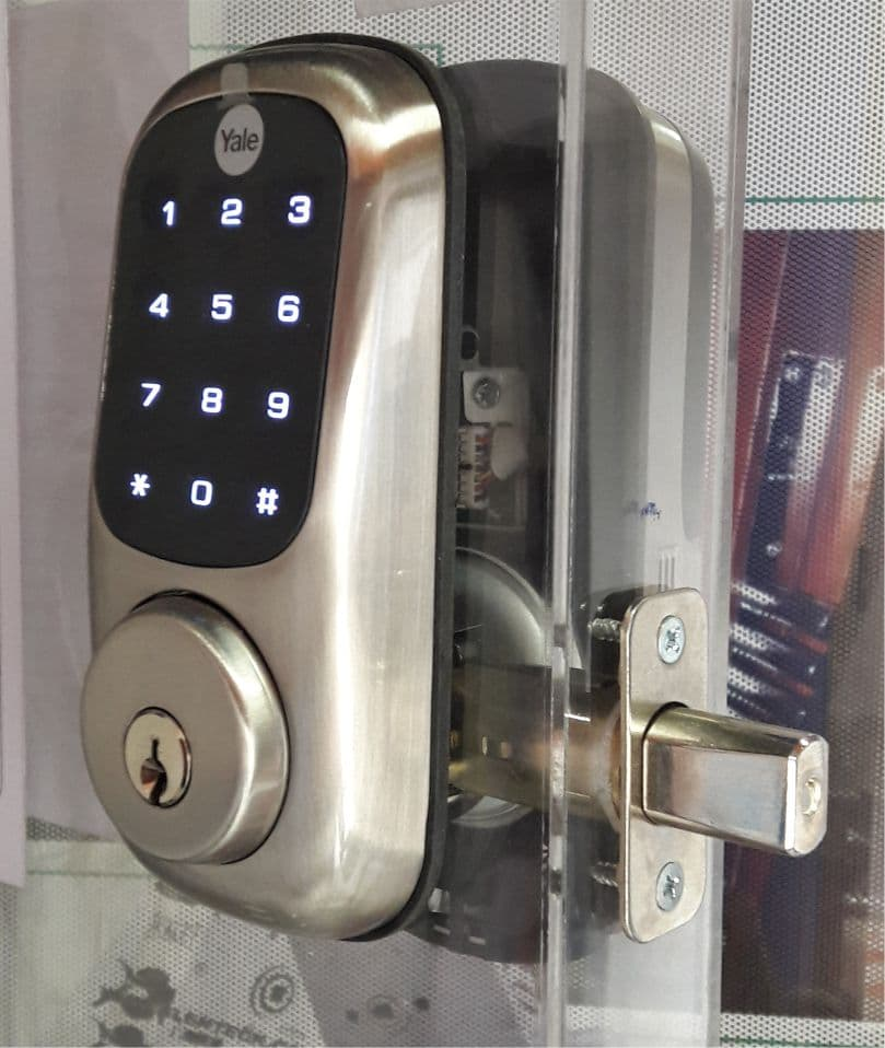 cerraduras digitales codigo