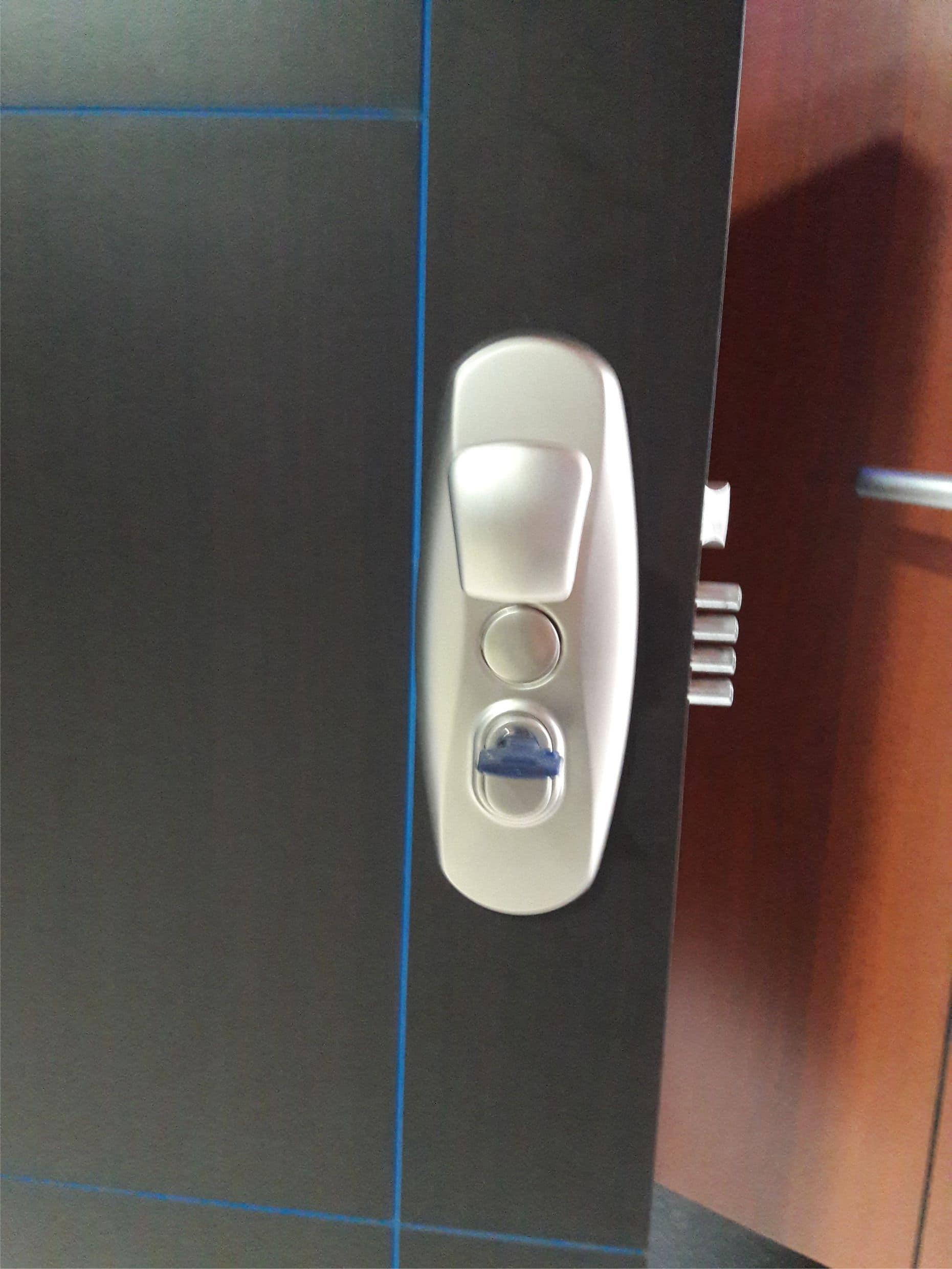 puertas de seguridad multlock